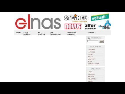 www.elnas.cz