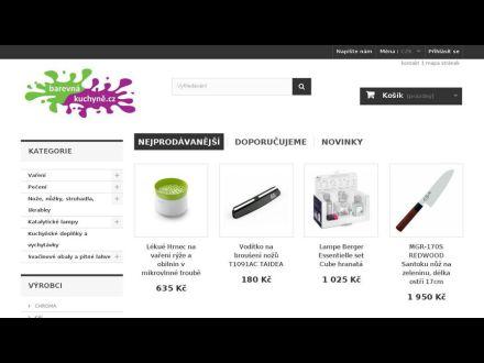 www.barevnakuchyne.cz