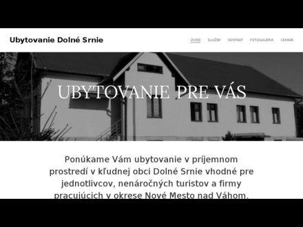 www.ubytovanieds.sk