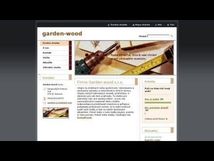 www.garden-wood.webnode.sk