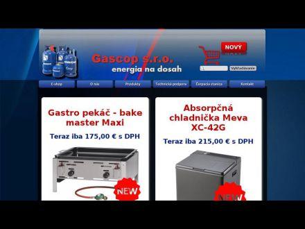www.gascop.sk