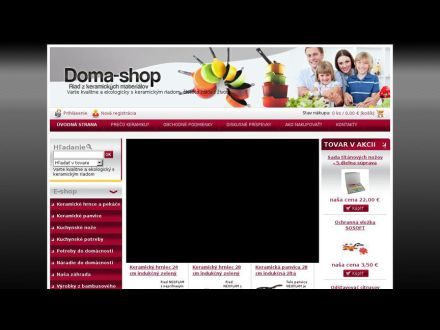 www.doma-shop.sk