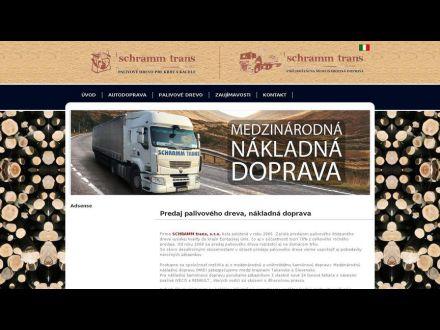 www.schramm.sk