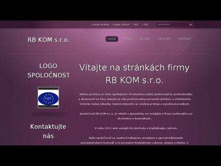 www.rb-kom-s-r-o.webnode.cz