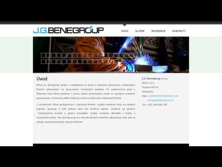 www.jgbenegroup.sk