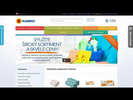 www.kamiko.sk