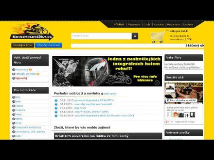 www.motocyklovedily.cz