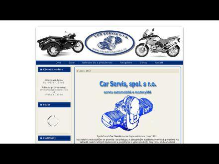 www.carservispraha.cz