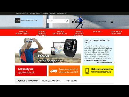 www.runningstore.sk