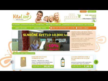 www.vitaline.sk