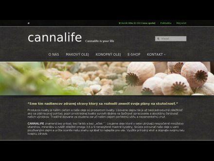 www.cannalife.sk