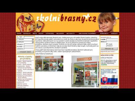 www.skolnibrasny.cz