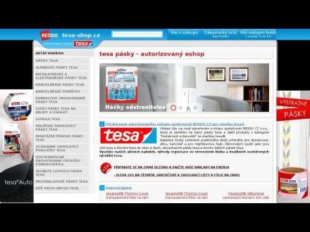 www.tesa-shop.cz