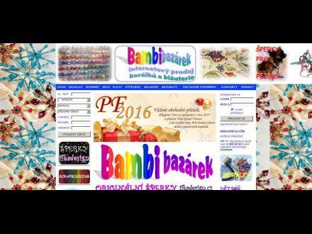www.bambibazarek.mimishop.cz
