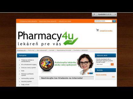 www.pharmacy4u.sk