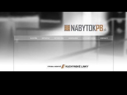 www.nabytokpb.sk