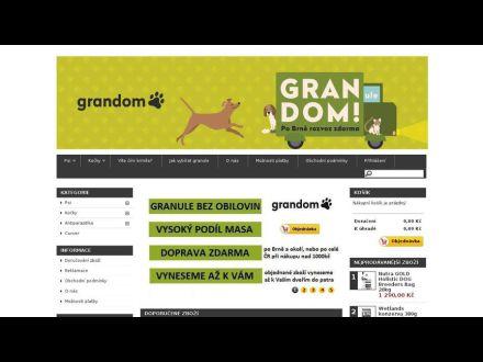 www.grandom.cz