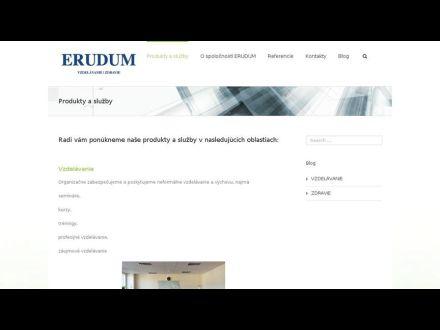 www.erudum.sk