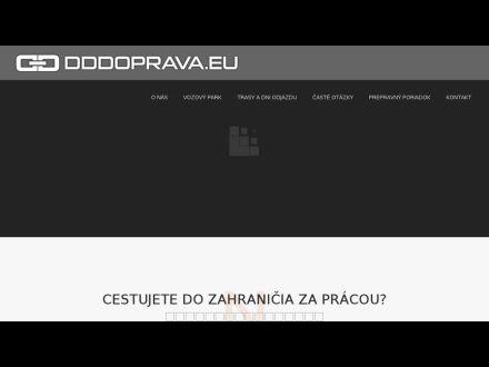 www.dddoprava.eu