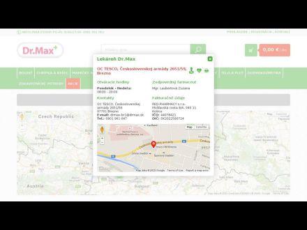 www.drmax.sk/lekarne/oc-tesco-ceskoslovenskej-armady-2651-59-brezno