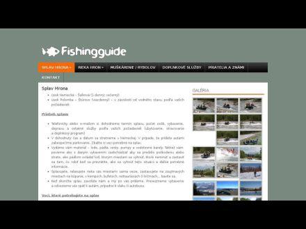 www.fishingguide.sk