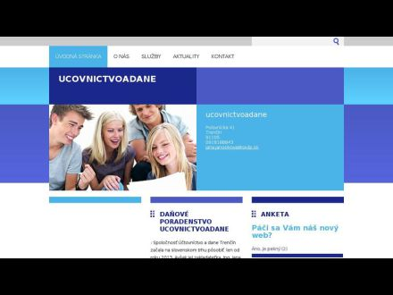 www.ucovnictvoadane.webnode.sk