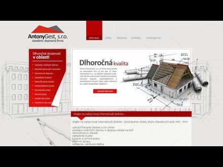 www.antonygest.sk