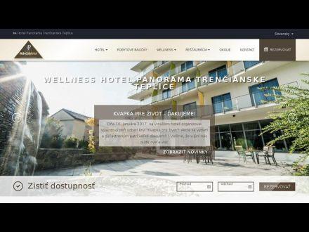www.hoteltrenciansketeplice.sk