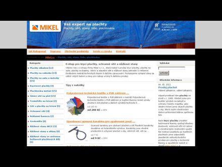 www.mikel.cz