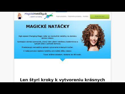 www.magickenatacky.sk