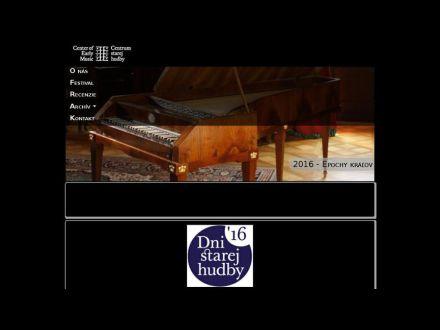 www.earlymusic.sk