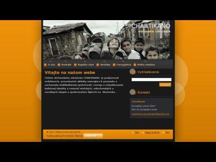 www.chartikano.webnode.sk