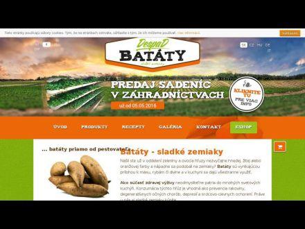 www.bataty.sk