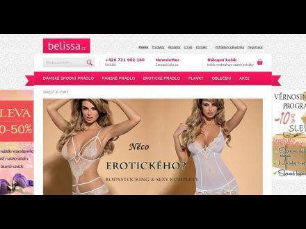 www.belissa.cz