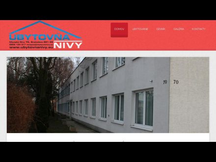 www.ubytovnanivy.eu