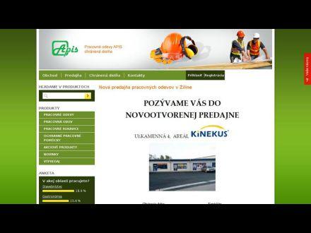 www.odevy-apis.sk