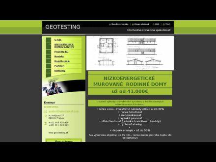 www.geotesting.webnode.sk