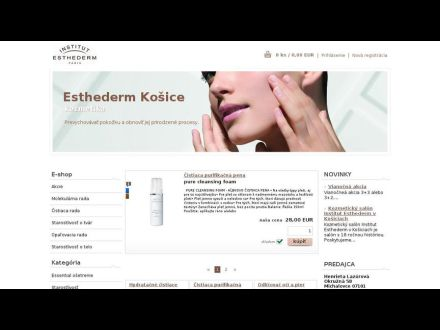 www.esthederm-kosice.sk