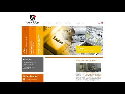 www.lambdacontrol.sk