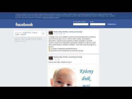 sk-sk.facebook.com/mazoretky.ariella