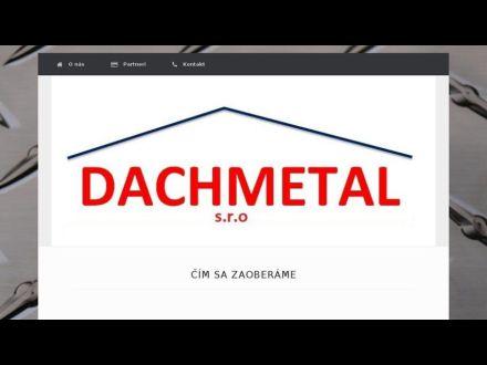 www.dachmetal.sk