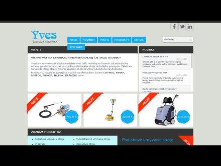 www.yves.sk