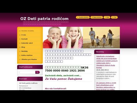 www.oz-deti-patria-rodicom.webnode.sk