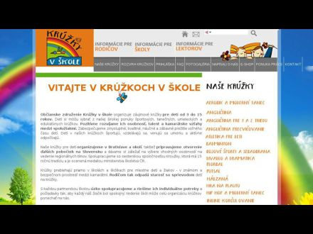 www.kruzkyvskole.sk