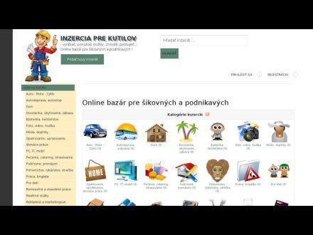 www.kutilko.sk
