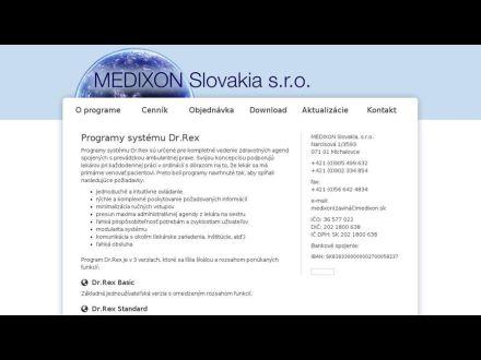 www.medixon.sk