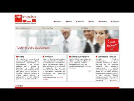www.job-impulse.sk