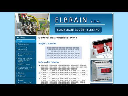 www.elbrain.cz