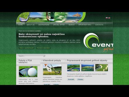 www.golfholidays.sk