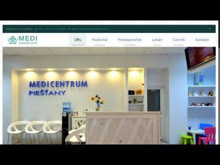 www.medicentrumpn.sk